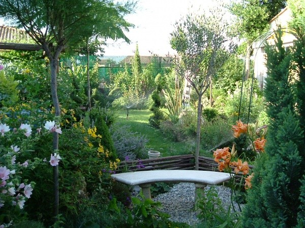 JARDIN A CHABEUIL